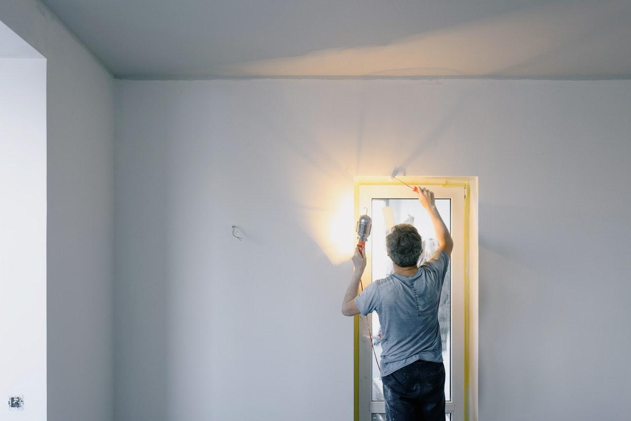 Refinish Your Front Door